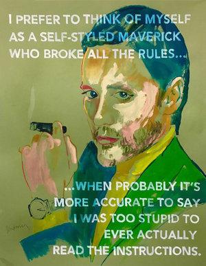, 'Self Styled Maverick,' 2016, Long-Sharp Gallery