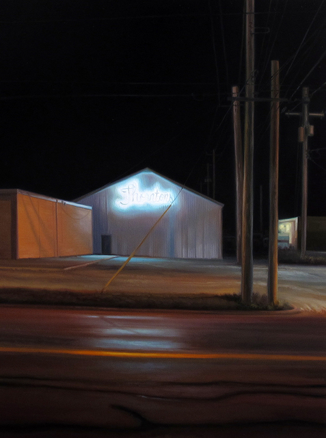 , 'Taylor County,' 2017, George Billis Gallery
