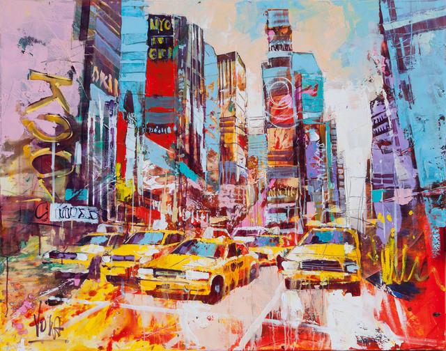 , 'NYC 02,' 2019, ArtCatto