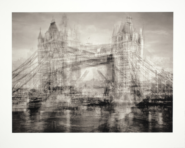 , 'Tower Bridge, London,' 2015, Alan Cristea Gallery