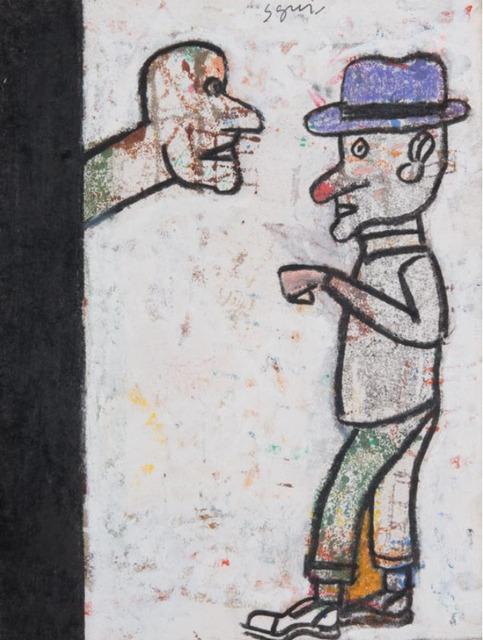 , 'Tener Diálogo,' 2017, Nil Gallery