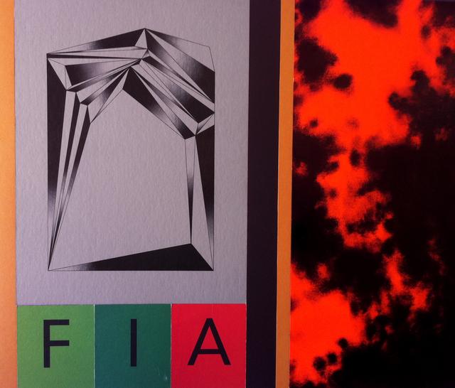 Francesco Igory Deiana, 'FIA', 2012, Ruttkowski;68