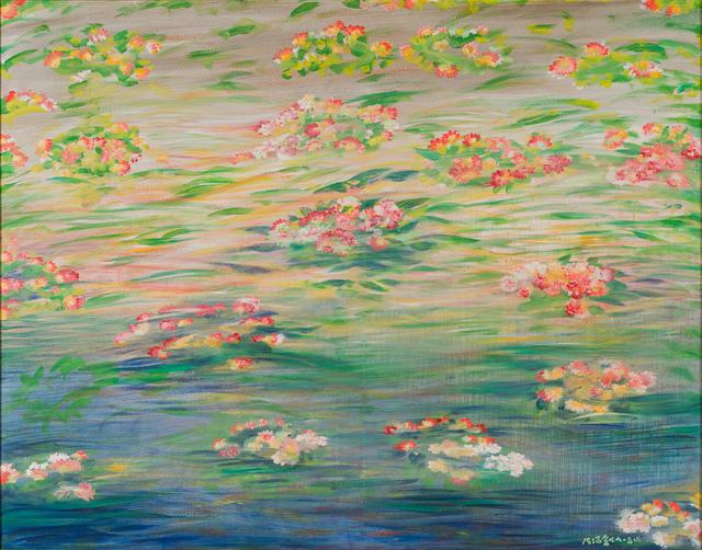 Tan Swie Hian, 'Flowers in Spring', 1991, 33 Auction