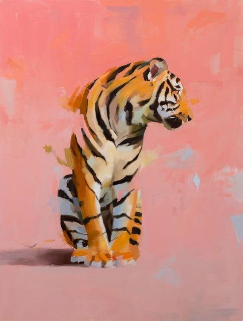 , 'A tiger,' 2018, Gallerí Fold