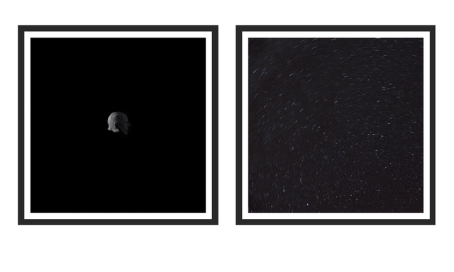 , 'Nocturne on the Waning Crescent Moon,' 2014, Hverfisgallerí