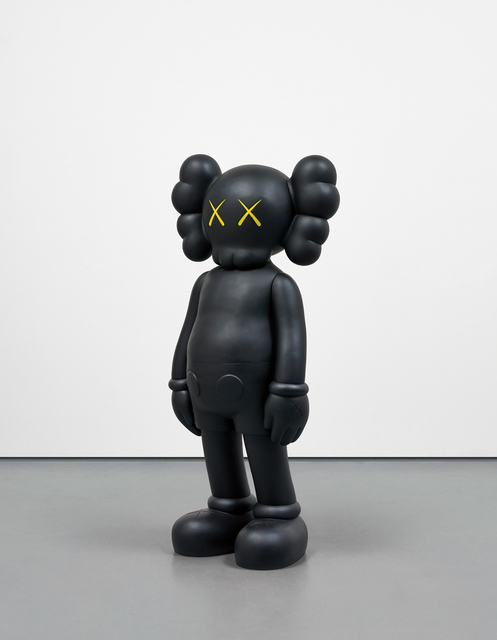 KAWS, 'Companion Black', 2007, Phillips