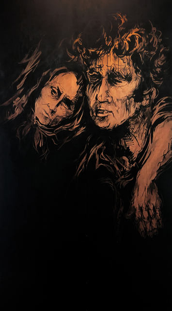 , 'Together ,' 1974, Machamux