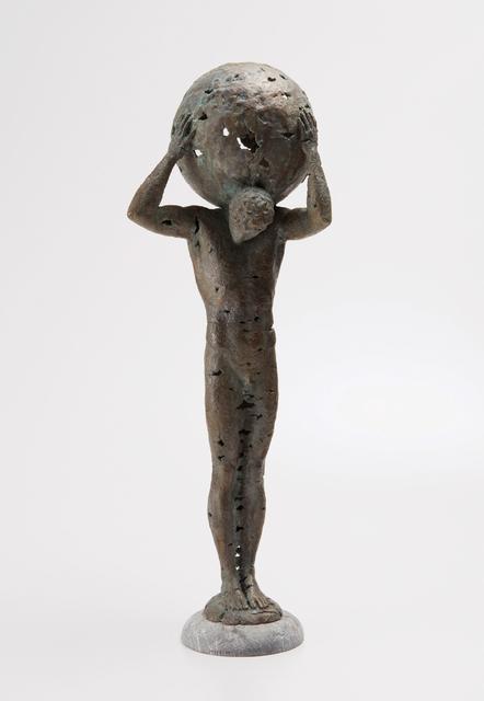Egor Zigura, 'Colossus Holds Up the World', 2016, Phillips
