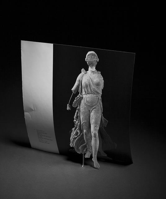 , 'Nike 4,' 2013, Musée de l'Elysée