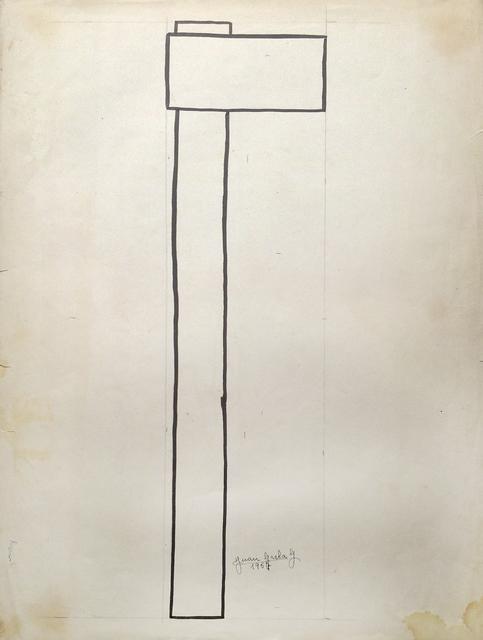 , 'S/T,' 1957, Diego Obligado Galeria de Arte