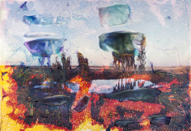 Matthew Brandt, 'Mary's Lake MT, 5', 2012, Jackson Fine Art