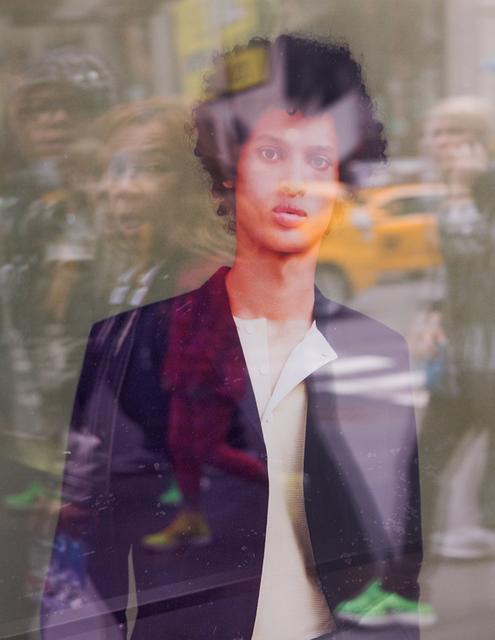 , 'Reflections Man Window,' , Soho Photo Gallery