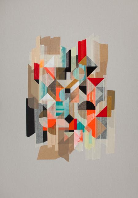 Anna Taratiel (OVNI), 'Grids and Circles I', 2013, sc gallery