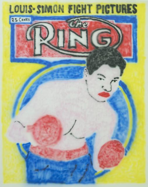 Ricardo Passaporte, 'The Ring', 2018, Ruttkowski;68