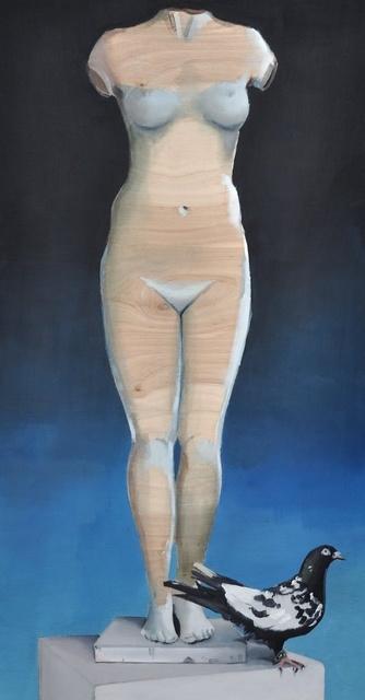 , 'Die Wahrheit II,' 2018, Bode Gallery
