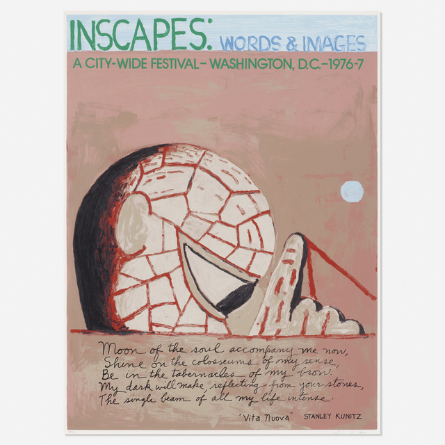 Philip Guston, 'Inscapes: Words and Images', 1977, Wright
