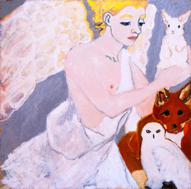 , 'Angel,' , The Lionheart Gallery