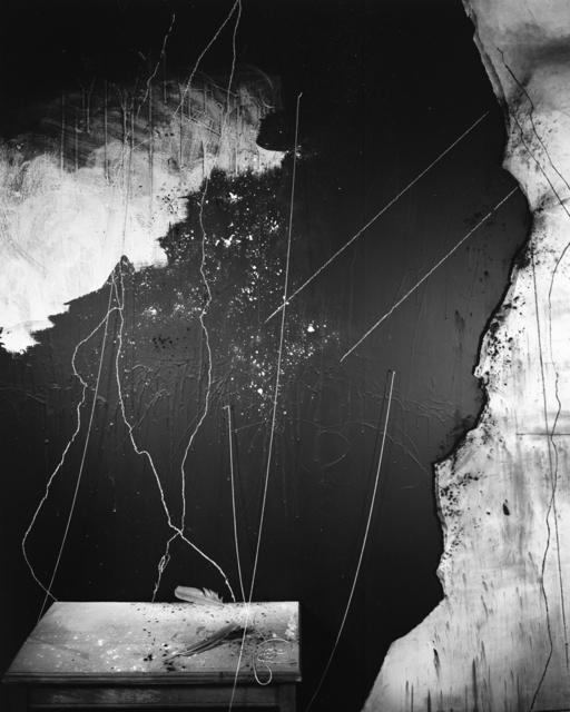 Lauren Semivan, 'Flour, Chalk, Feathers', 2018, David Klein Gallery