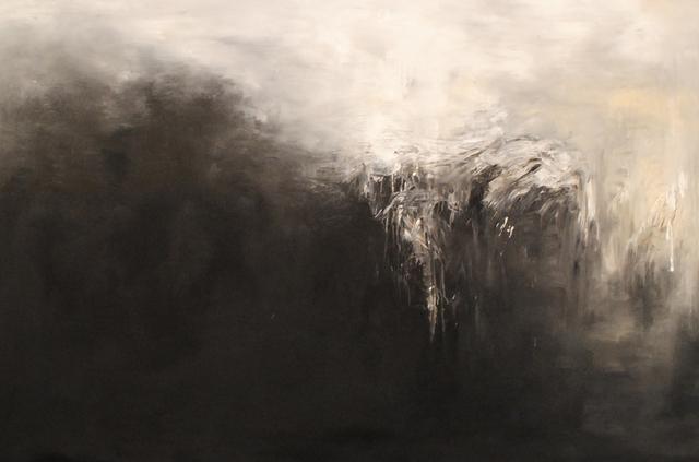 MD Tokon, 'Night Falls', 2015, Painting, Acrylic on Canvas, Isabella Garrucho Fine Art