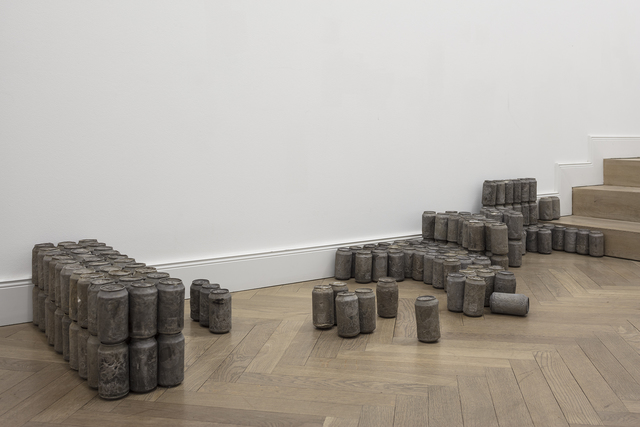 , '167 Cans,' 2016, Sprüth Magers