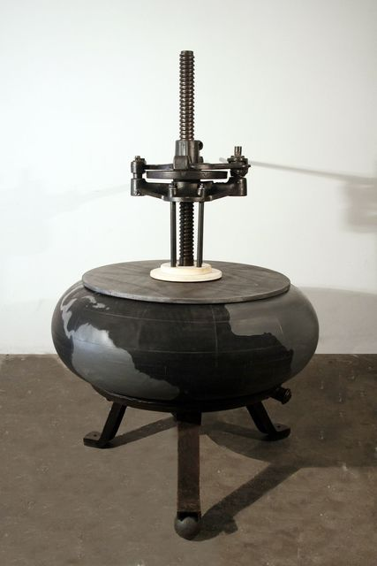 , 'Black World - mechanical,' 2013, Montoro12 Contemporary Art