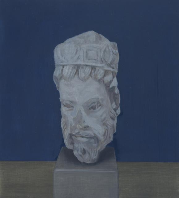 , 'Crown (King),' 2017, Gallery Hakgojae