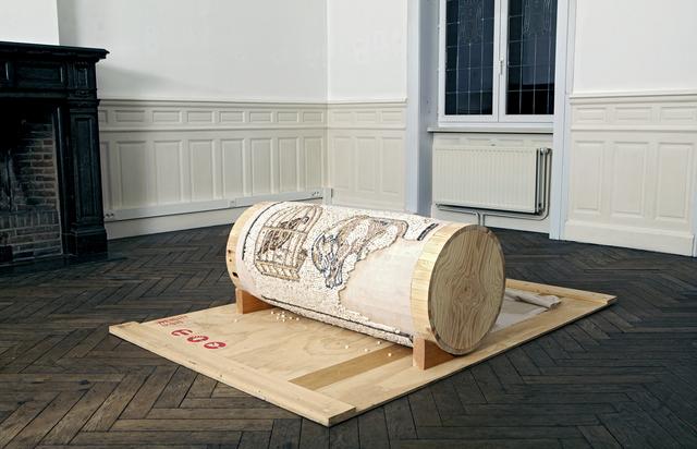 , 'In Situ, Ex Situ, Non Situ,' 2015, Harlan Levey Projects