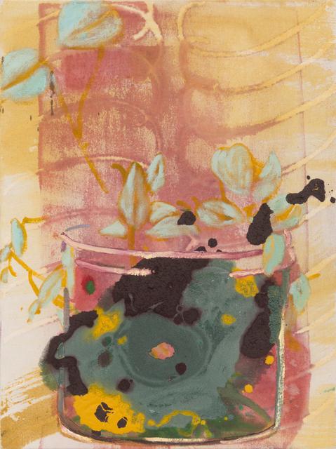 , 'Charmed Pot,' 2018, Asya Geisberg Gallery