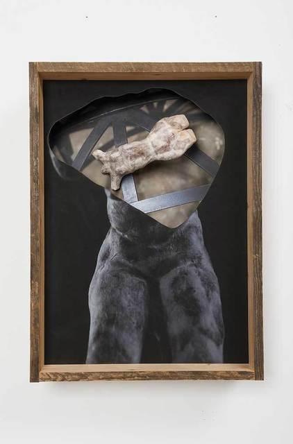 , 'Boxed Worlds No. 9,' 2015, Gazelli Art House