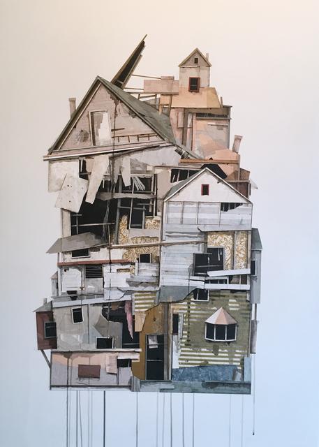 , 'Fort Study,' 2016, BoxHeart