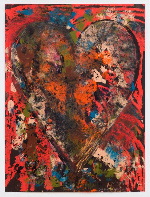 , 'Paris 2015, winter (J),' 2015, Alan Cristea Gallery