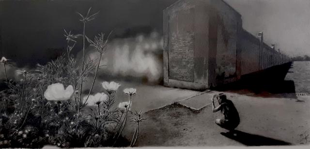 Abbas Rizvi, 'Anfechtung (Action for Nullification)', 2017, Robert Kananaj Gallery