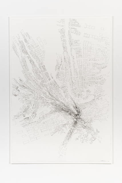, 'Flux Atlas,' 2013, InLiquid
