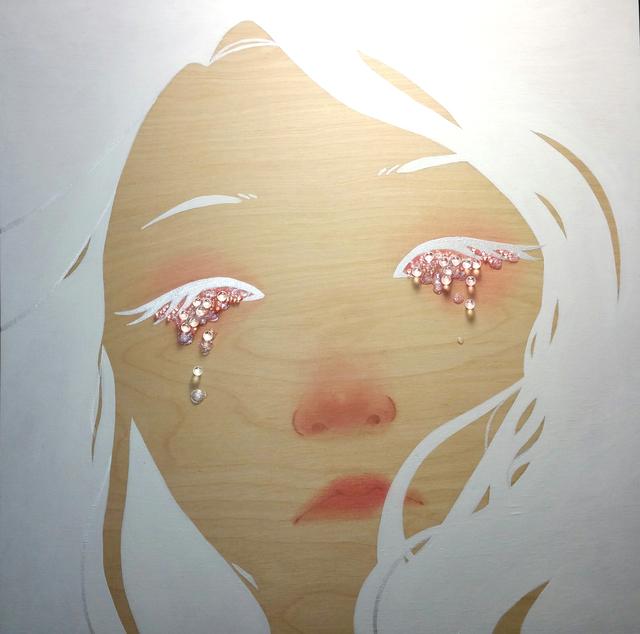 , 'Glass Tears Girl,' , Space 776
