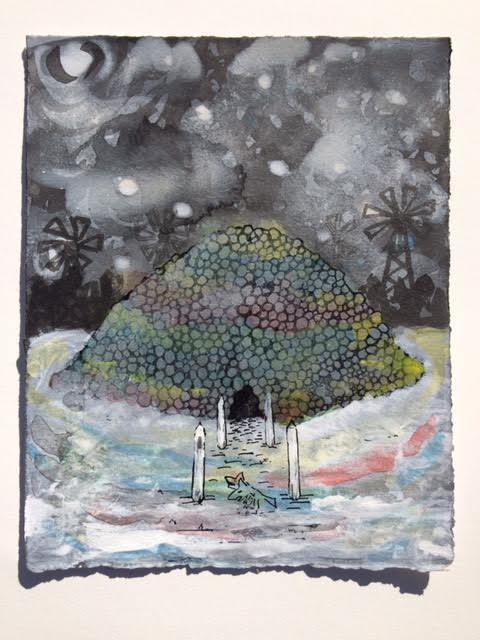 , 'The Mound of Sharkysaurus,' , Ro2 Art