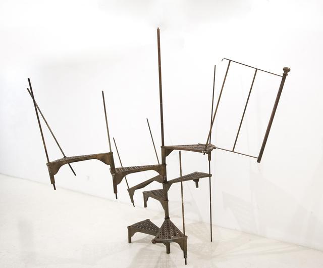 , 'Escalera de Caracol,' 2015, Magazzino