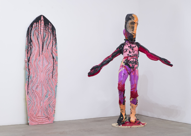 , 'FEMEN Picasso,' 2017, DENK Gallery