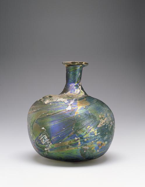 'Bottle',  9th century, J. Paul Getty Museum