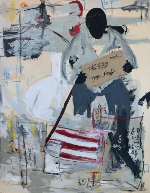 , 'Untitled,' 2019, Jonathan Ferrara Gallery