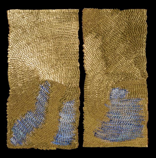 , 'Fractura I y II,' 2014, Bellas Artes Gallery