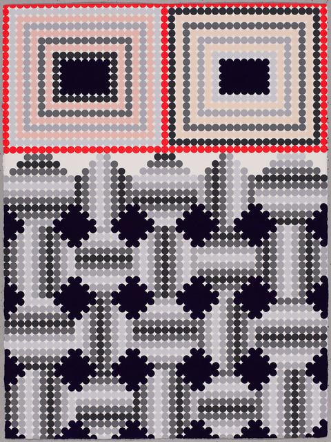 , 'Double Penetration / Twenty Fades of Gray,' 2015, Western Exhibitions
