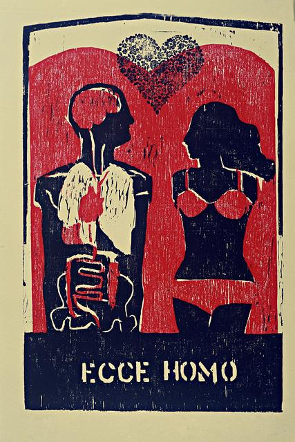 , 'Ecce Homo,' 1966, Galeria Millan