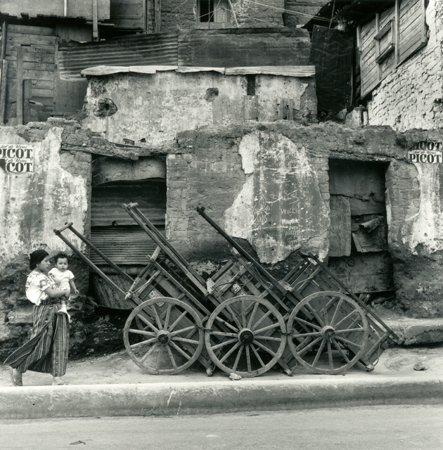 "Mario Algaze, '""Carretas"", Guatemala', 1979, Throckmorton Fine Art"