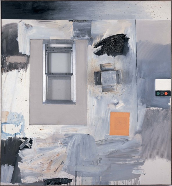 Robert Rauschenberg, 'Trophy V (for Jasper Johns)', 1962, Robert Rauschenberg Foundation