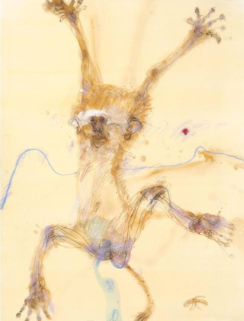 John Olsen (b.1928), 'Monkey II', 0000, Angela Tandori Fine Art