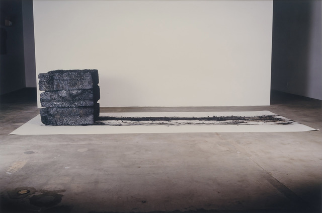 , 'Charcoal on Paper,' 1989, Edward Cella Art and Architecture