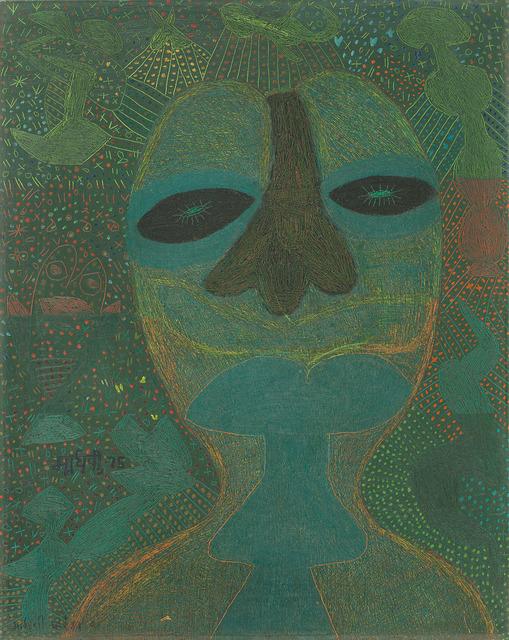 , 'Head - C,' 1975, DAG