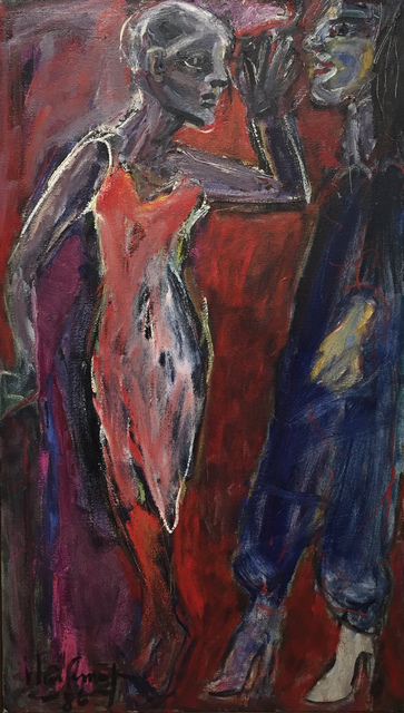 , 'Manequins de Porto Alegre,' 1986, Athena Galeria de Arte