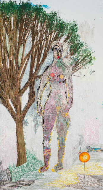 , 'Spring Flowers,' 2017, Candida Stevens Gallery