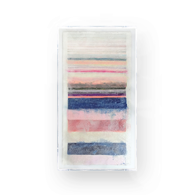 , 'CHROMATIC STRIPE #1,' 2018, Kristi Kohut Studio Gallery